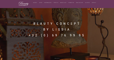 Beauty Concept By Lissia
